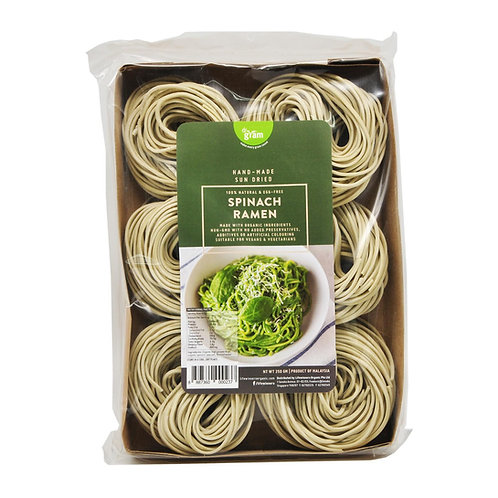 Dr Gram Spinach Ramen (250g)