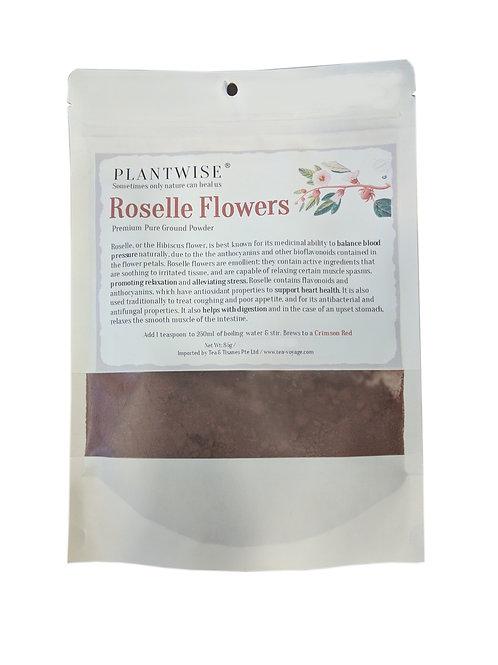 Tea Voyage Plantwise Roselle Flowers 85g