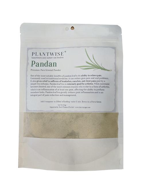 Tea Voyage Plantwise Pandan 85g