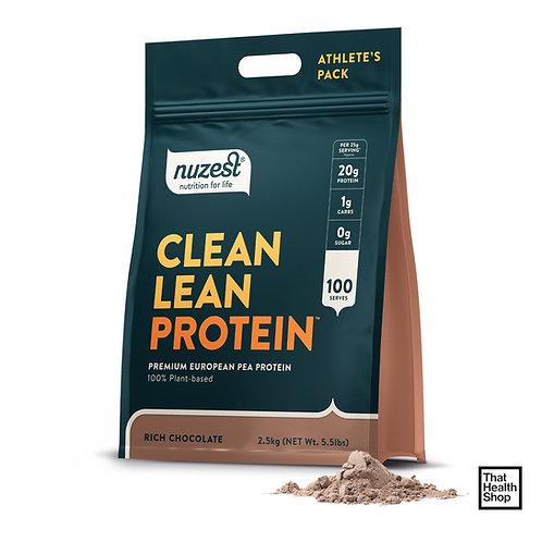 Nuzest Clean Lean Protein Athlete's Pack Rich Chocolate 2.5kg