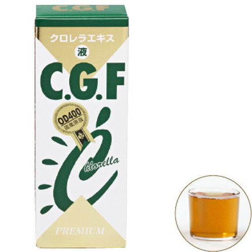 Health Trends Mannan CGF Extract