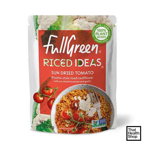 Fullgreen Riced Ideas Sun Dried Tomato (200g)