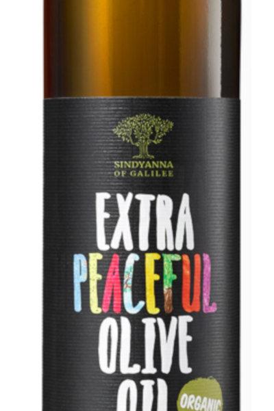 Sindyanna Extra Peaceful Olive Oil (Organic EVOO) 500ml