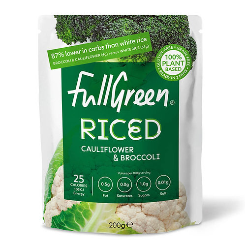Fullgreen Cauli Rice Cauliflower Rice with Broccoli (200g)