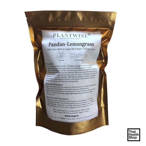 Tea Voyage Plantwise Pandan Lemongrass (4g x 20 Herb Bags)
