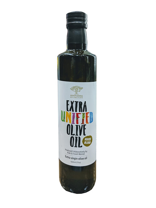 Sindyanna of Galilee Extra Virgin Olive Oil (Unified- House Blend)-250ml