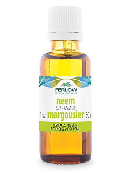 Ferlow Botanicals Neem Oil 30ml