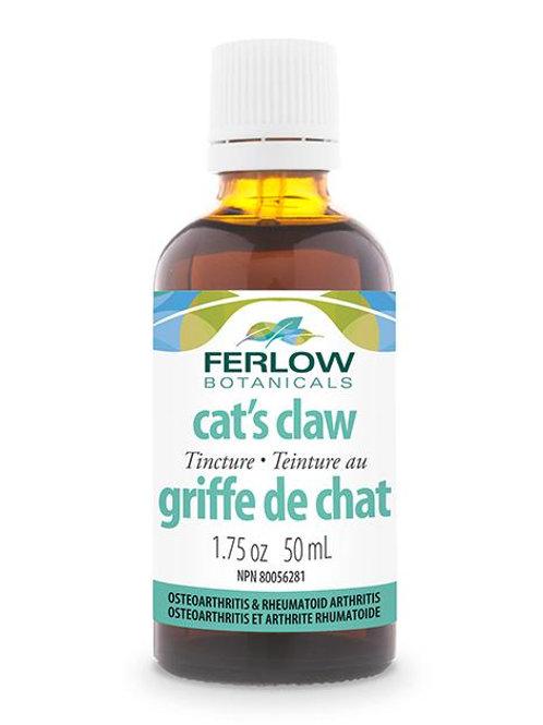 Ferlow Botanicals Cat's Claw Tincture (50 ml)