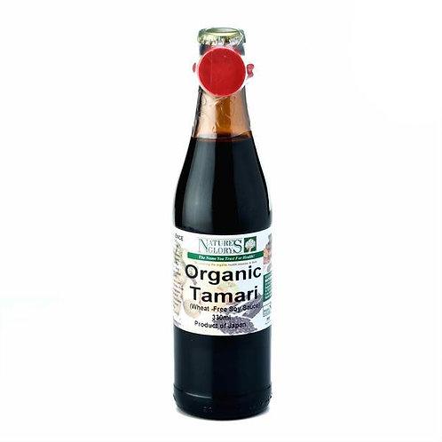 Nature's Glory Organic Tamari -Wheat-Free Soy Sauce(330ml | 650ml)