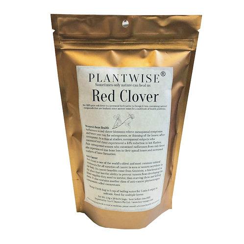 Tea Voyage Plantwise Red Clover (2g x 20 Herb Bags)