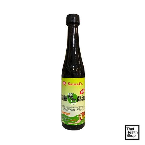 Sauce Co Pure Black Bean Sauce (Thick) 420ml