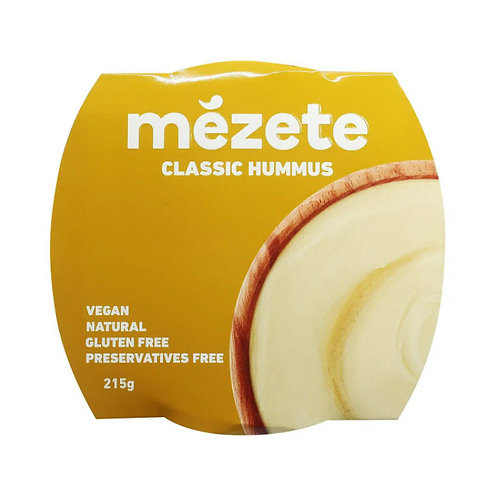 Mezete Classic Hummus (215g)