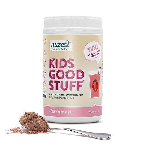 Nuzest Kids Good Stuff Wild Strawberry (225g)