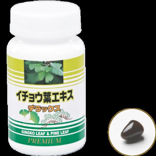 Ginko Leaf and Pine Leaf