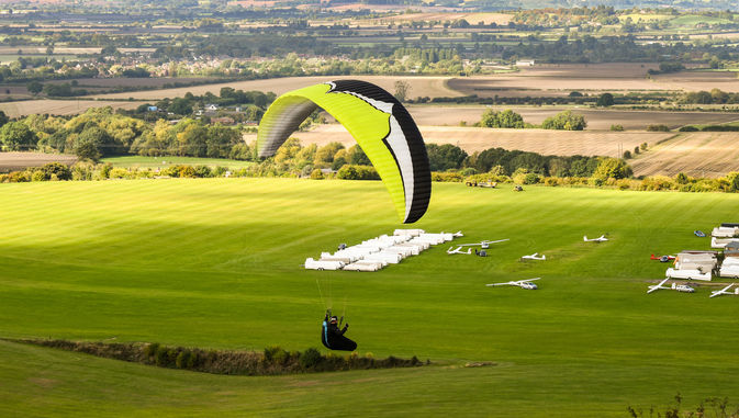 Bedfordshire Paragliders