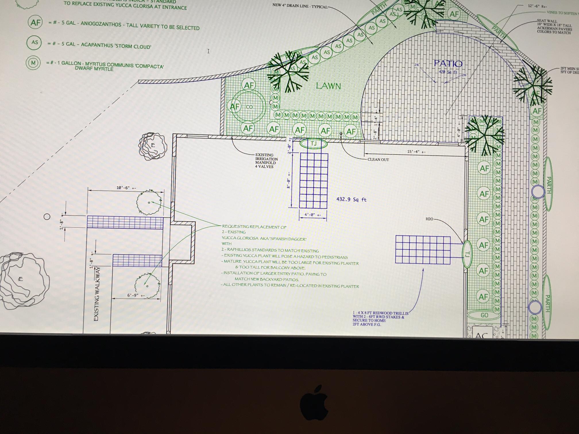 EQ Landscaping landscape
