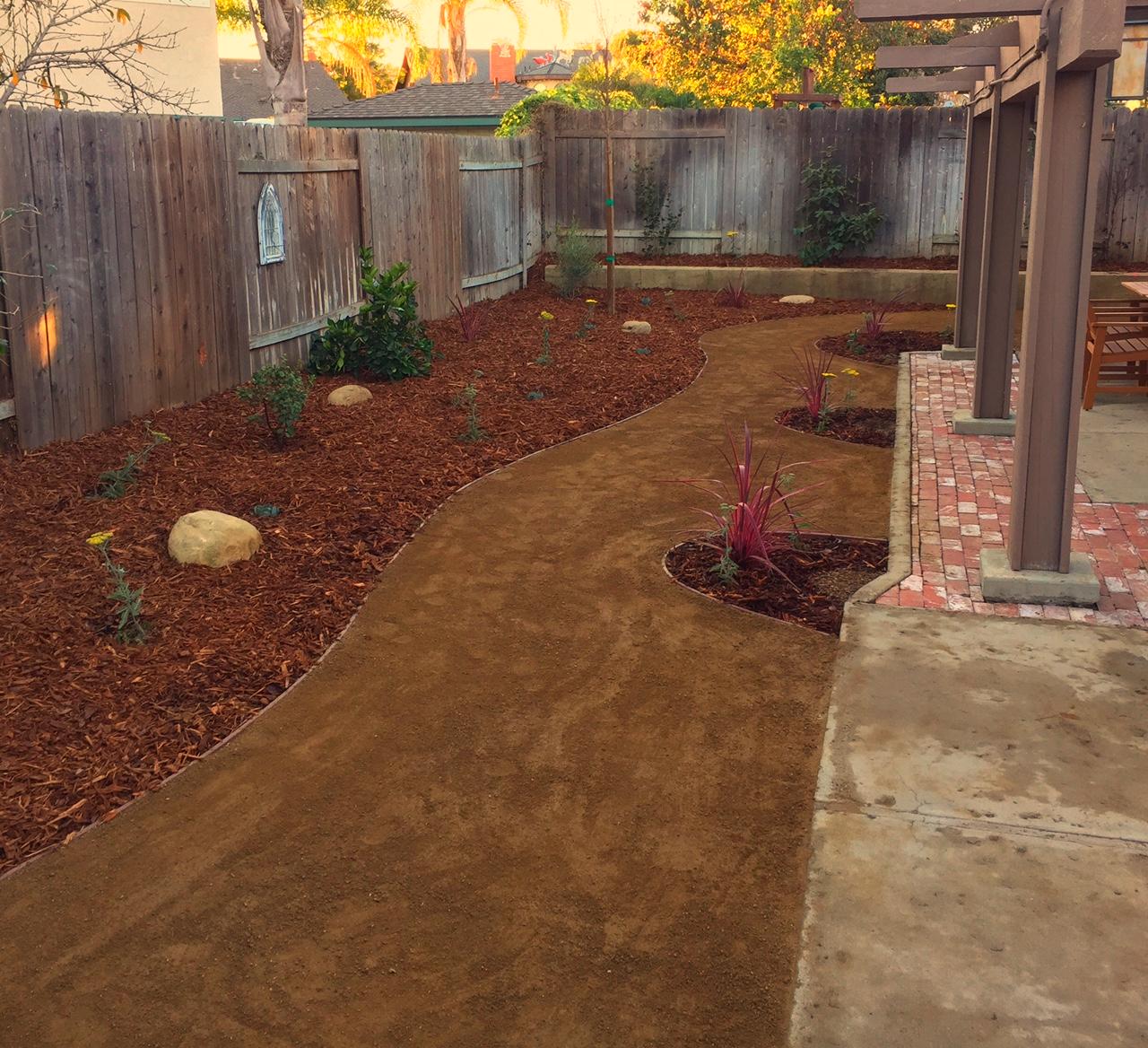 EQ Landscaping Garden