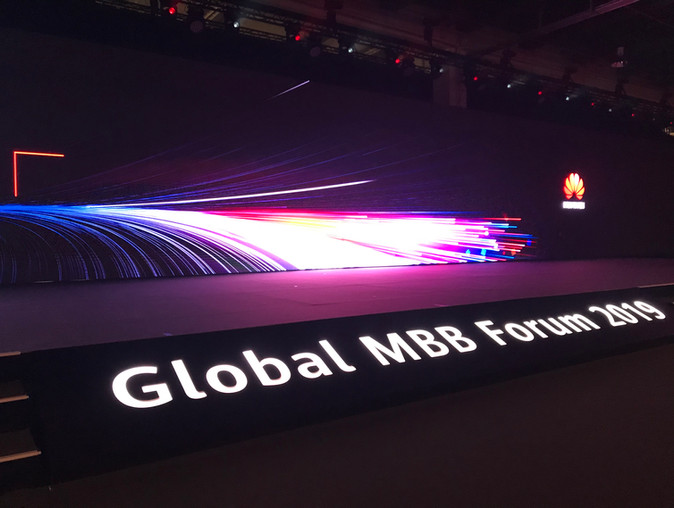 Huawei Global MBB Forum 2019