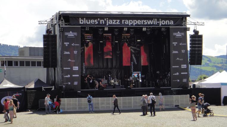 Ausschreibung Blues'n'Jazz Rapperswil 2018