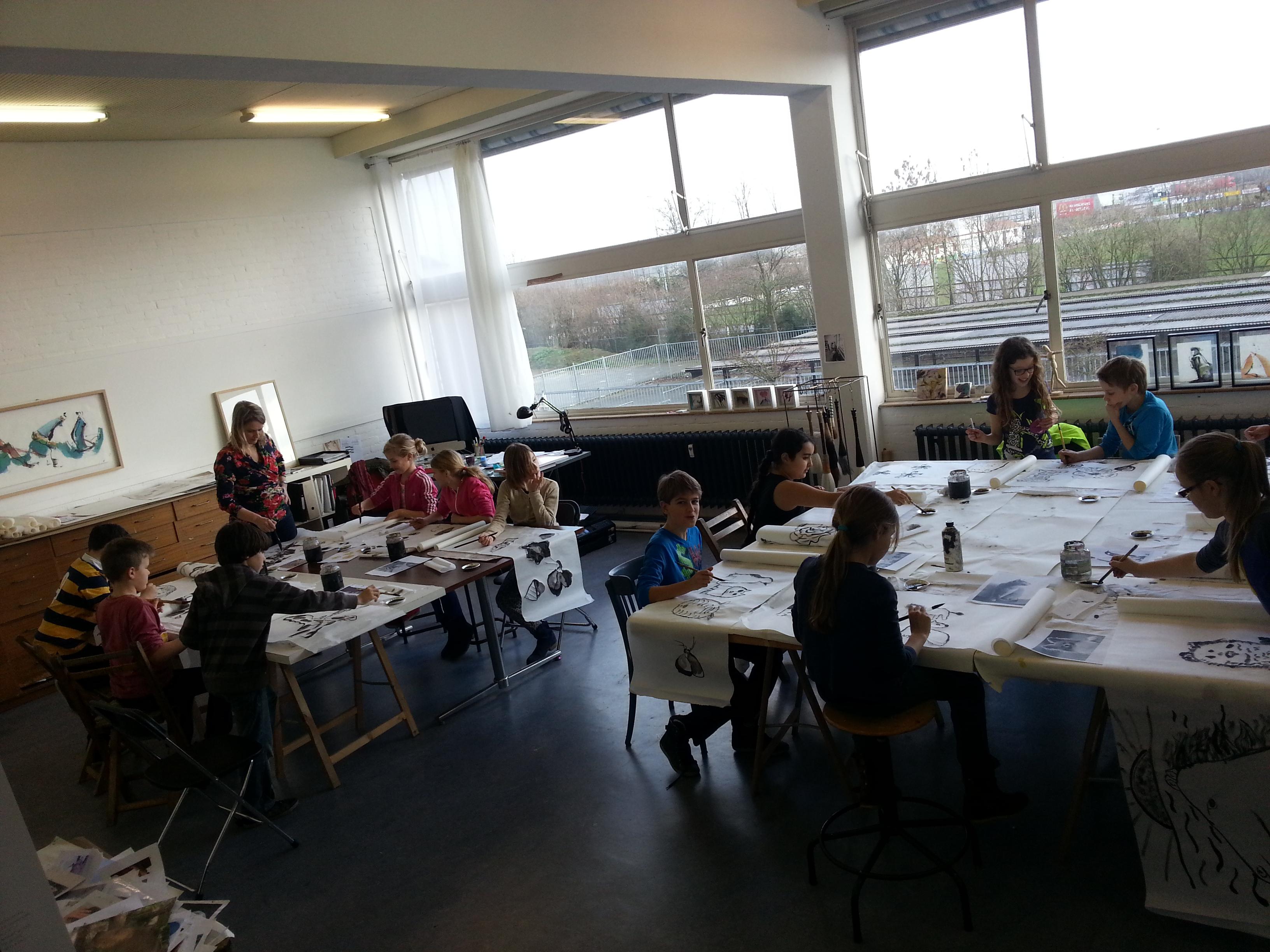Scholenproject workshops