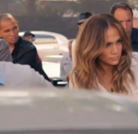 Dancing with JLo