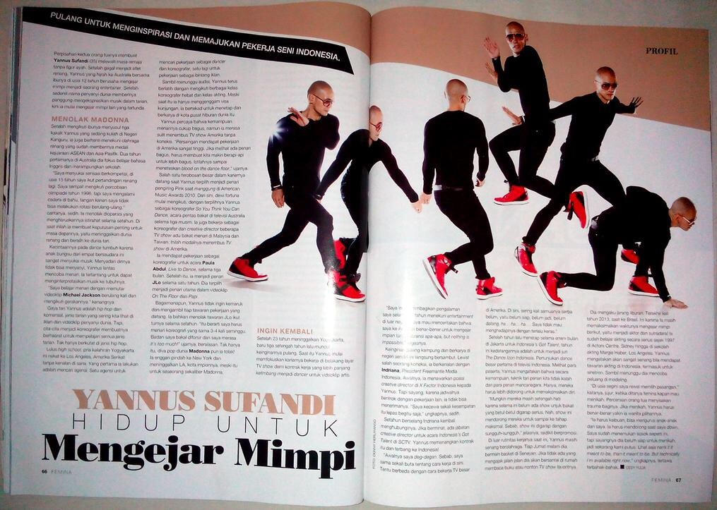 Femina Magazine Indonesia