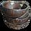 Thumbnail: רביעיית קערות קוקוס עבודת יד