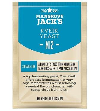 Mangrove Jack's Craft Series Yeast M12 Kveik Yeast 10g
