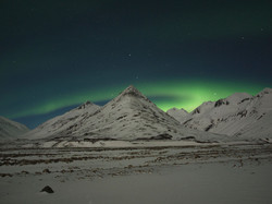 Ice cave tour and Aurora Hunting
