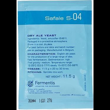 Fermentis SafAle S-04 11.5 g