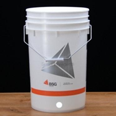 6.5 Gallon Bucket, Drilled for Spigot