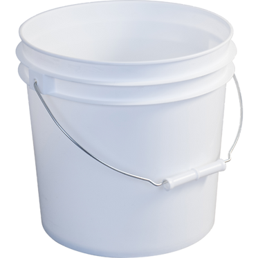 2 Gallon Food Grade Bucket
