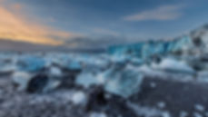 Glacierlagoon Beach