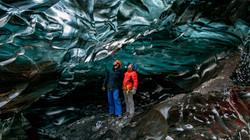冰洞 Ice cave tours iceland