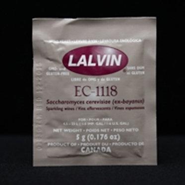 Lalvin EC-1118 Wine Yeast 5 g