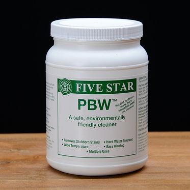 Five Star PBW - 4 Lbs