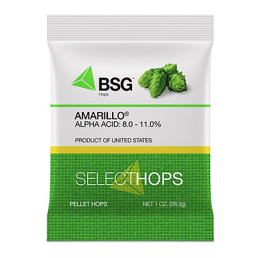 Amarillo® (US) Hop Pellets