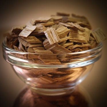 Oak Chips - Light Toast American 1lb