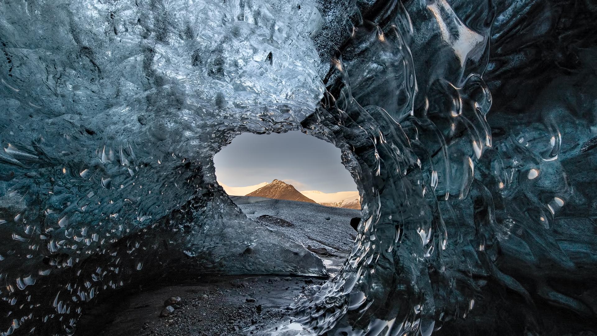 ice cave iceland Höfn