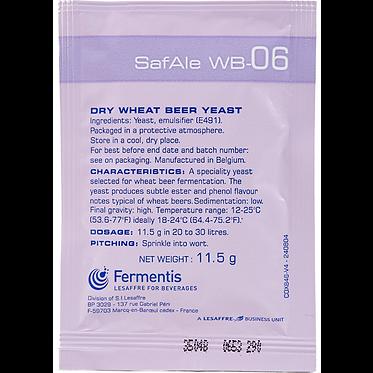 Fermentis SafAle WB-06 11.5 g