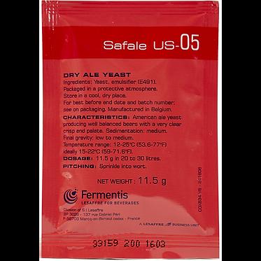 Fermentis SafAle US-05 11.5 g
