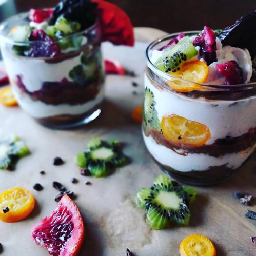 damiana avocado cacoa trifles