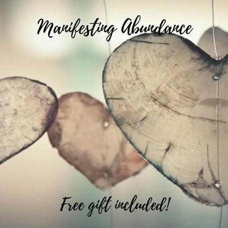 Manifest Abundance by Shannon Jamail