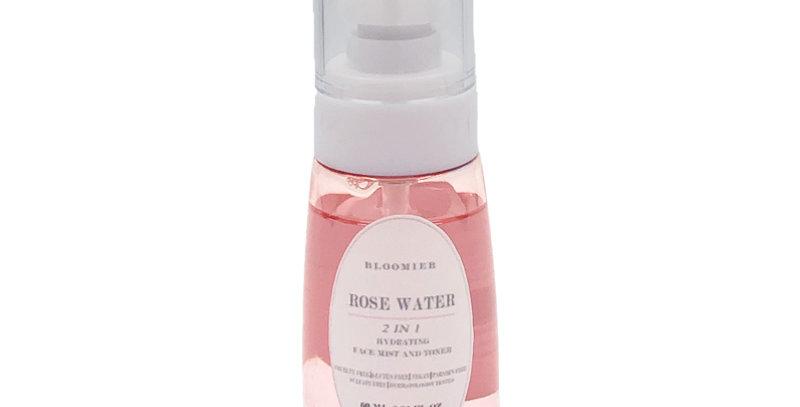 Natural Rose Water Mist