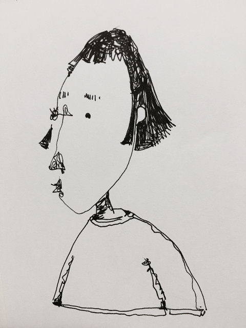 line style character