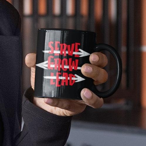 Serve, Grow, Lead Mug
