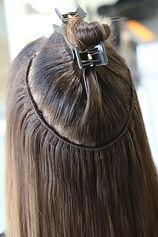 Natural Beaded Rows Hair Extensions Raleigh North Carolina