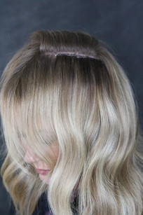 Invisible Beaded Extensions