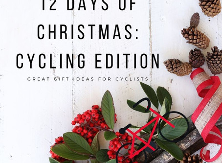 12 Days of Christmas: Cycling Edition