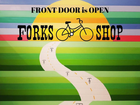 Update June 11, 2021: Front Door Open